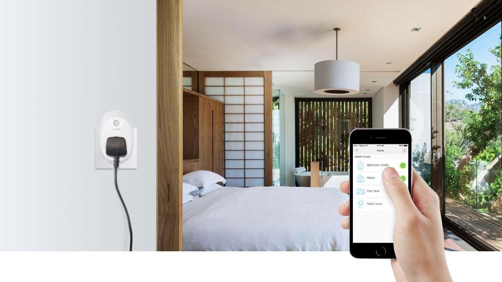 TP-LINK представила «умные» Wi-Fi-розетки иоблачную HD-камеру
