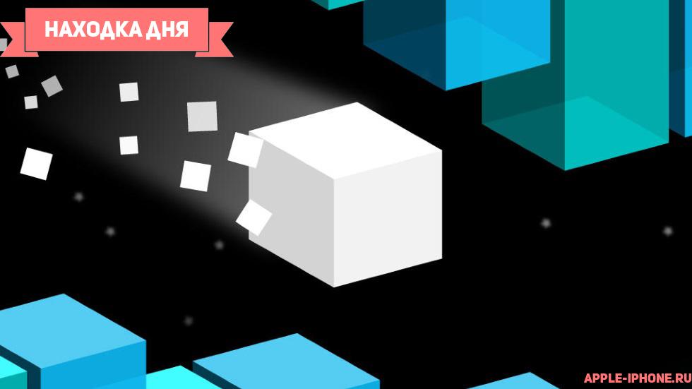 [Находка дня]— Gravity Switch, оригинальное сочетание головоломки и аркады