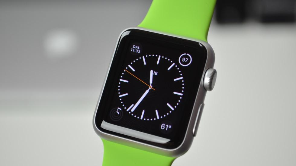 Apple хочет оснастить Apple Watch 3micro-LED дисплеем снизким потреблением энергии