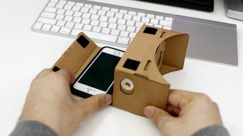 Подборка лучших игр для iOS с поддержкой VR