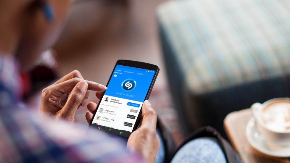 Пользователи Shazam получили возможность бесплатного пользования сервисом Zvooq