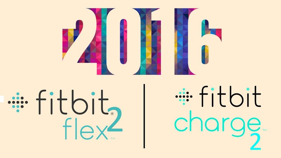 Fitbit представила обновленные браслеты Charge 2 и Flex 2