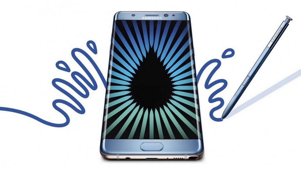 Samsung анонсировала Galaxy Note 7иоткрыла предзаказ насмартфон вРоссии