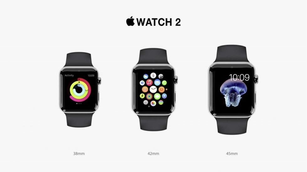 Apple Watch 2будут представлены вместе сiPhone 7