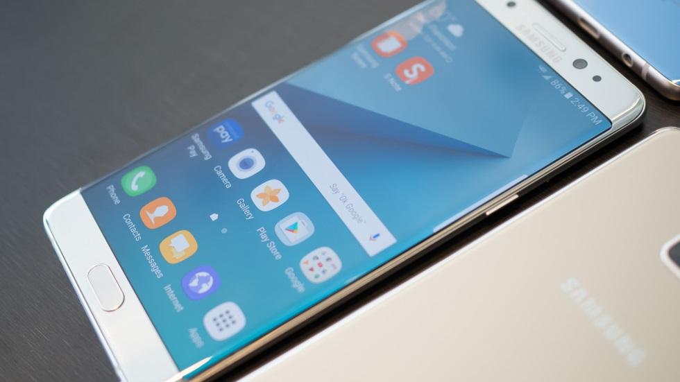 Samsung посмеялась над Apple входе презентации Galaxy Note 7
