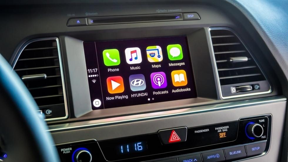 Hyundai предлагает добавить CarPlay в автомобили самостоятельно