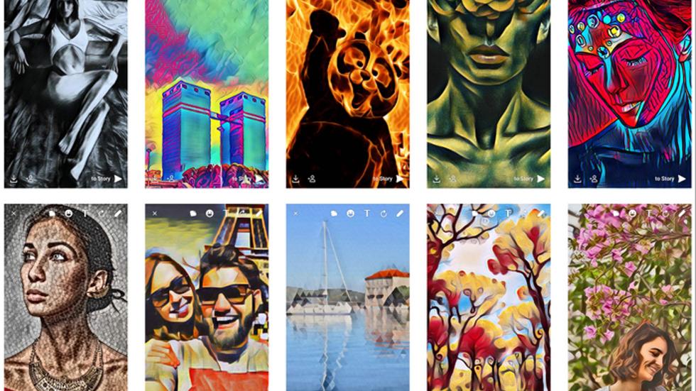 ICQ стал первым мессенджером сфункцией обработки снимков через нейронные сети