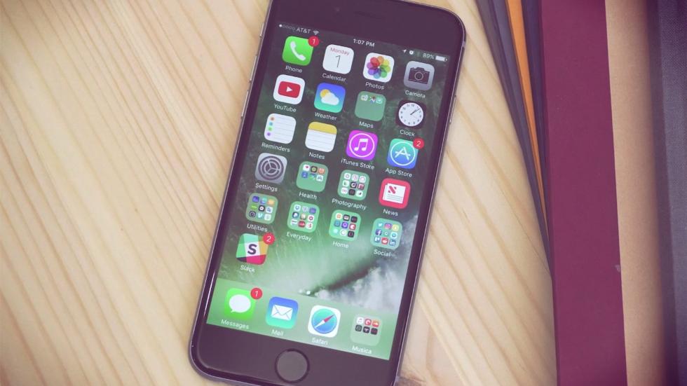 iOS beta 5против iOS 9.3.4— кто быстрее?