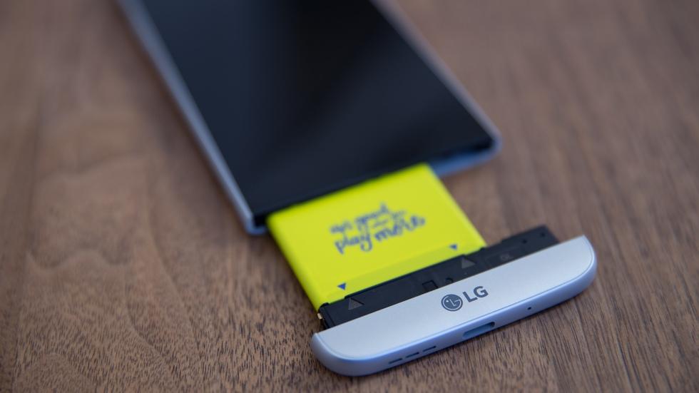 Российская стоимость LG G5 опустилась ниже 30 тысяч рублей