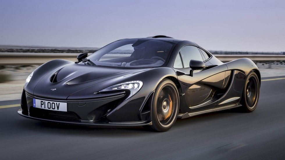 Apple Inc. планирует приобрести McLaren