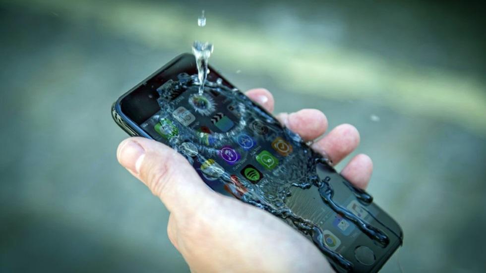 Как проверить водонепроницаемость смартфона без воды? Приложение Water Resistance Tester в помощь