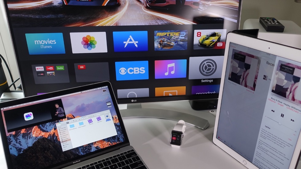 GM-версии macOS Sierra, watchOS 3иtvOS 10стали доступны для загрузки