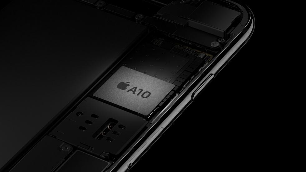 iPhone 7 установил мировой рекорд производительности