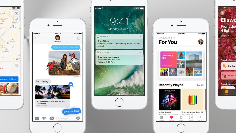 Финальная версия iOS 10выйдетXX сентября