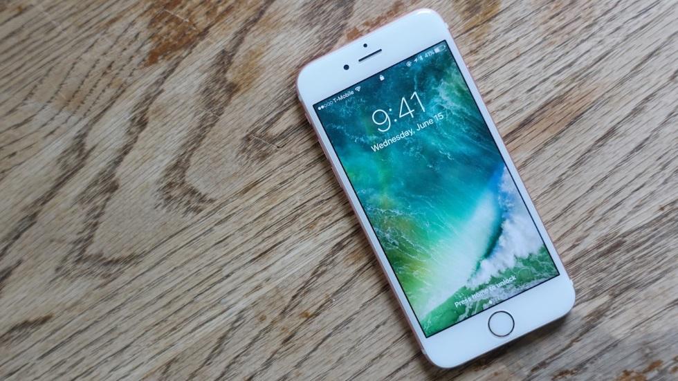 Apple выпустила iOS 10.0.2