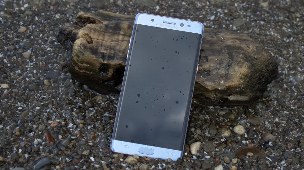Как отличить безопасные Galaxy Note 7 от дефектных