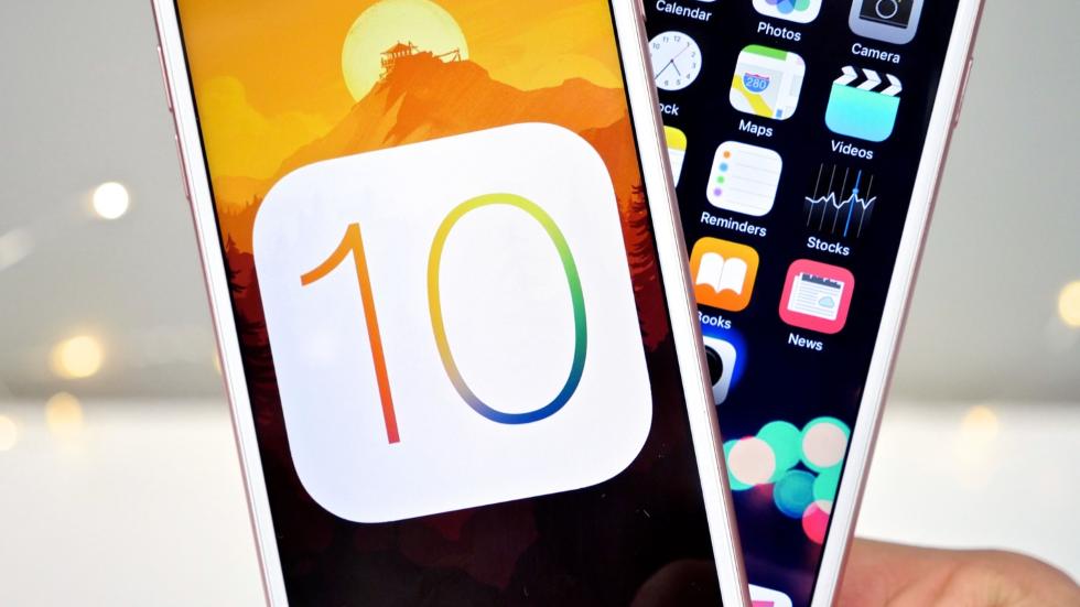 Все что нужно знать овыходе финальной версии iOS 10