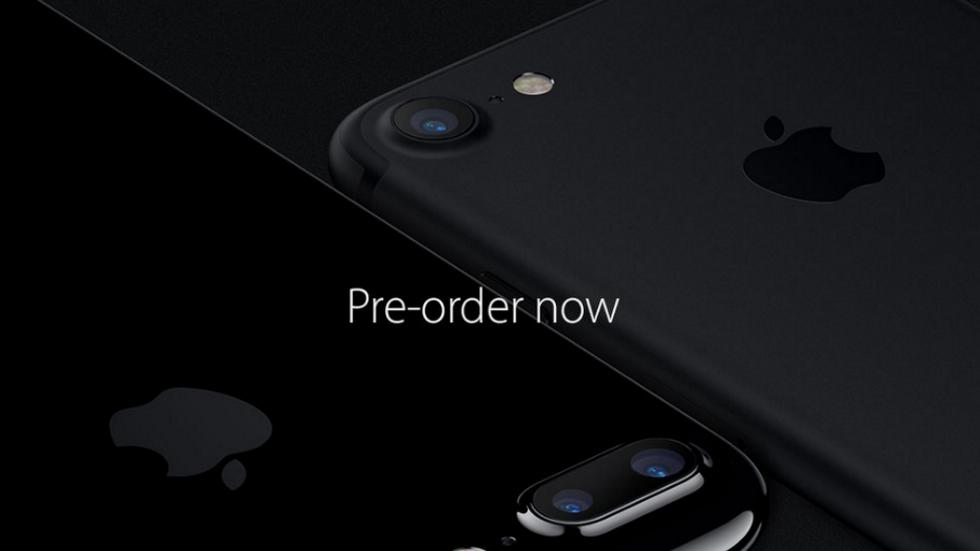 Apple официально представила iPhone 7иiPhone 7Plus