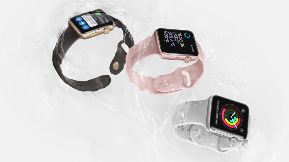 Насайте Apple «засветилась» еще одна новая модель Apple Watch