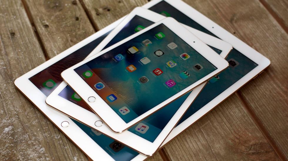 7,9-дюймовый iPad Pro— уже весной 2017 года