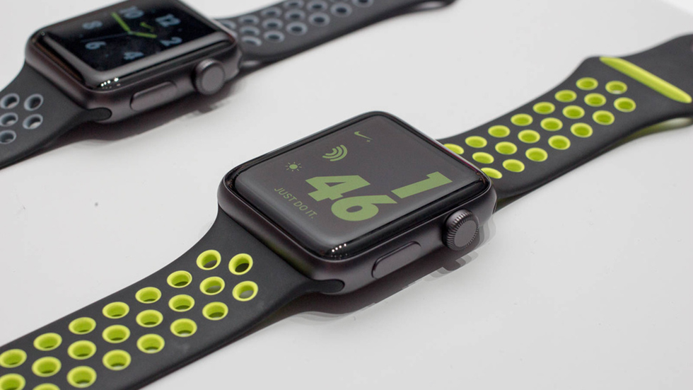 Продажи Apple Watch Nike+ начнутся 28октября