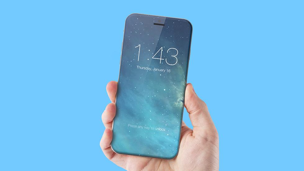 WSJ: iPhone 8может получить изогнутый OLED-дисплей