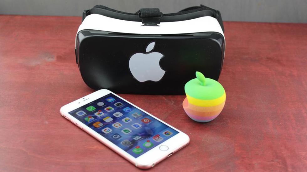 Apple может выпустить шлем виртуальной реальности для iPhone