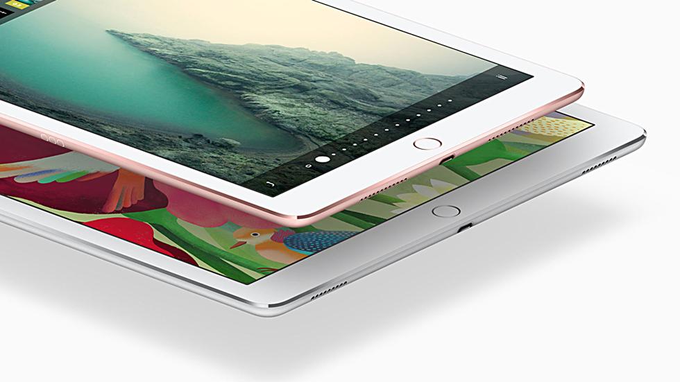 Безрамочный10,5-дюймовый iPad выйдет вовремя