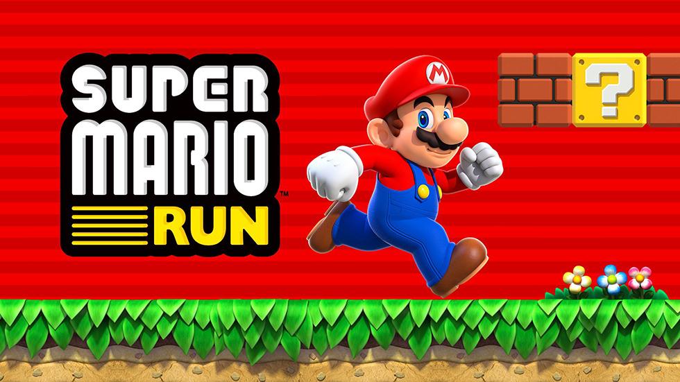 Игра Super Mario Run вышла вApp Store
