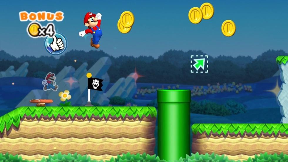 Поклонники игр холодно встретили Super Mario Run