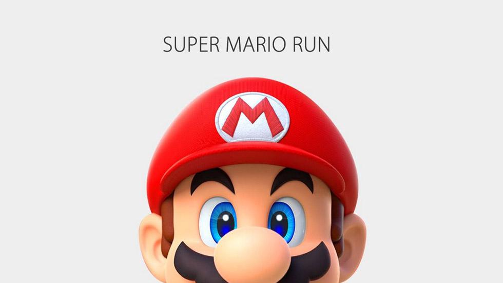 Игровой процесс Super Mario Run показали навидео