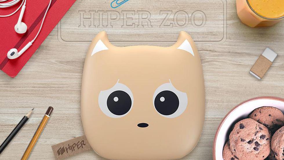 HIPER анонсировала оригинальную линейку внешних аккумуляторов ZOO