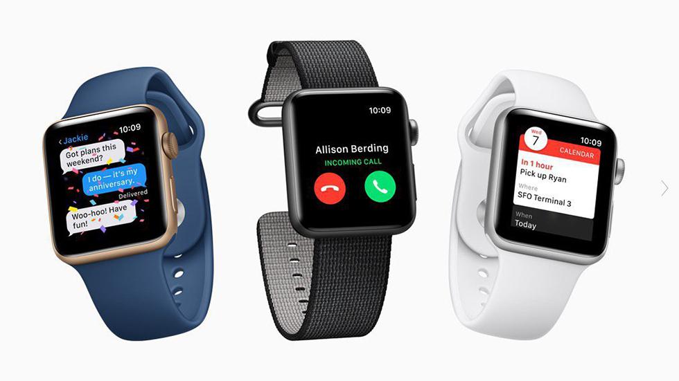 Apple Watch 3с увеличенным временем работы ипрежним дизайном выйдут осенью 2017 года