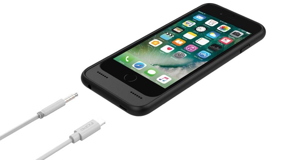 Incipio OX. Как вернуть в iPhone 7 вход для наушников