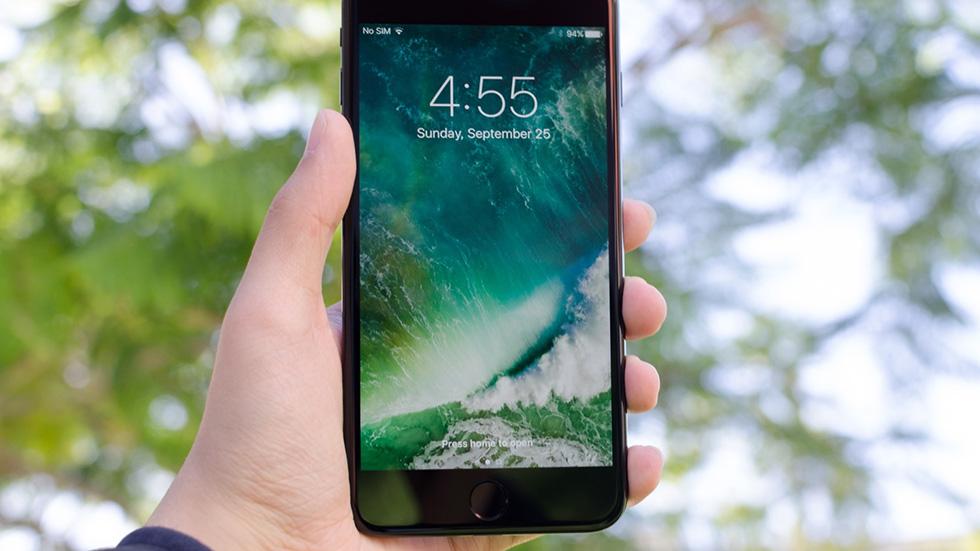 Вышла третья публичная бета-версия iOS 10.2.1