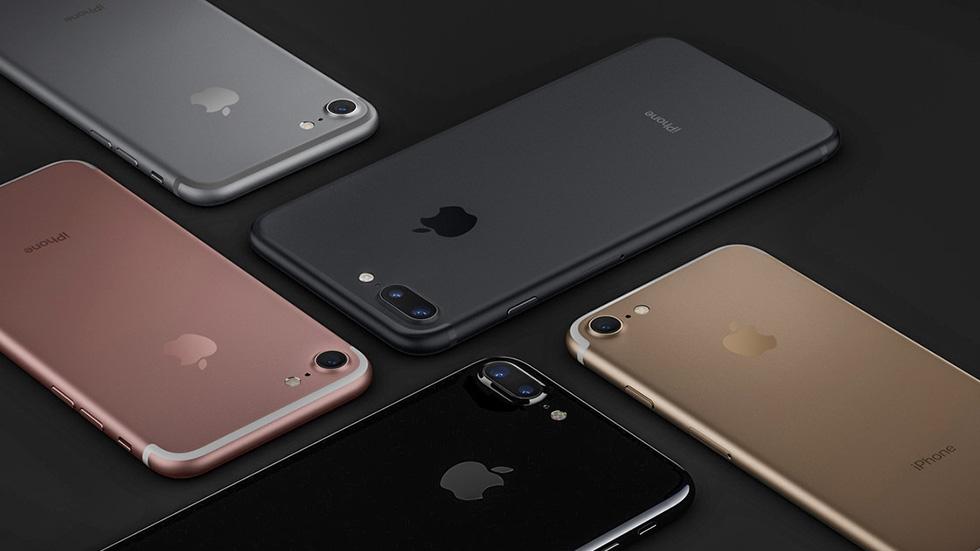 Apple заняла второе место попродажам смартфонов вРоссии в2016 году