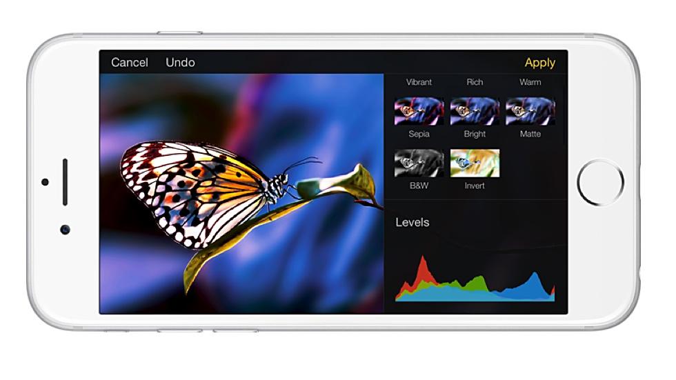 Продвинутый iOS-фоторедактор Pixelmator на распродаже за 15 рублей