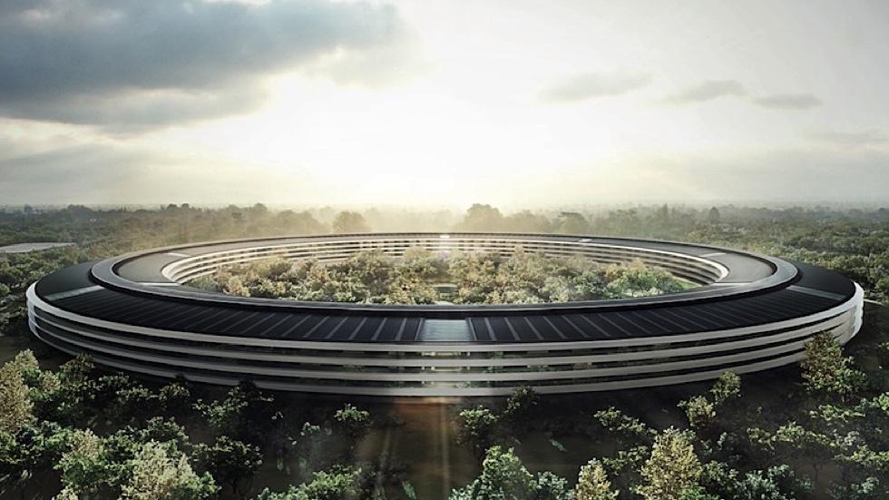 Строительство Apple Campus 2 задерживает из-за перфекционизма Apple