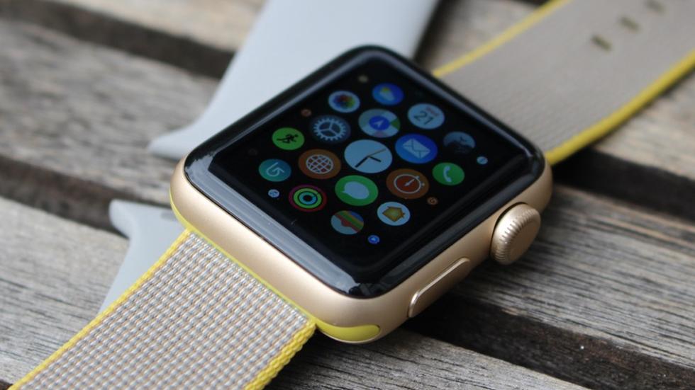 Apple Watch неоставили шанса другим смарт-часам в2016 году