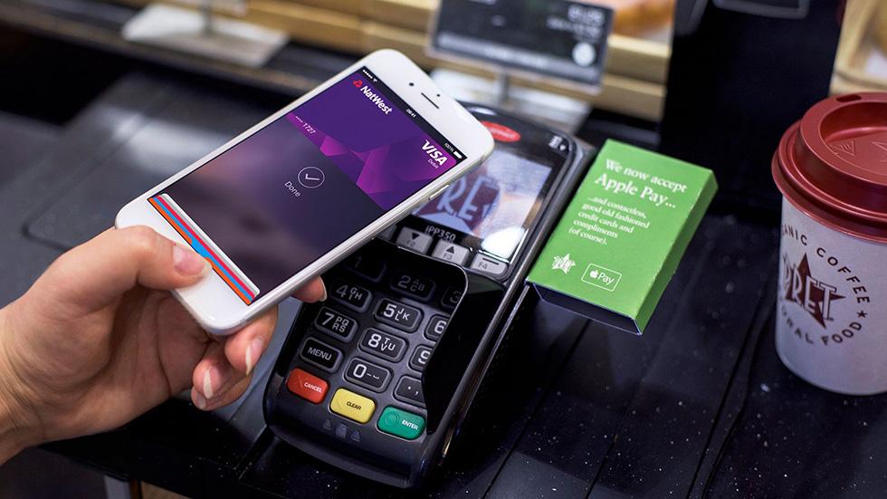 Средняя сумма покупки через Apple Pay вРоссии составляет 1300 рублей