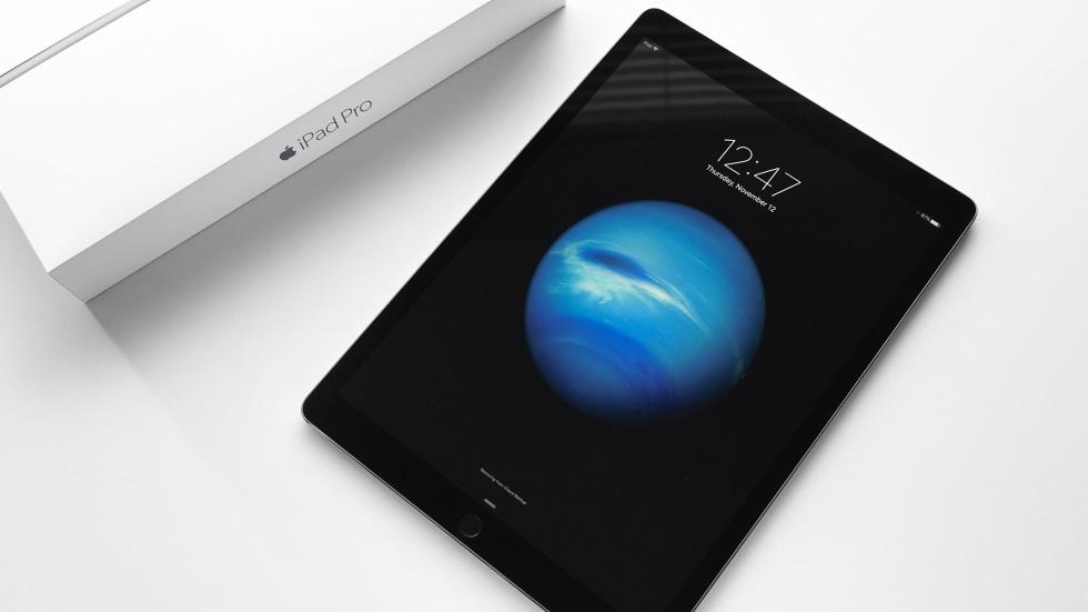 Экран10,5-дюймового iPad будет иметь частоту обновления больше 60Гц