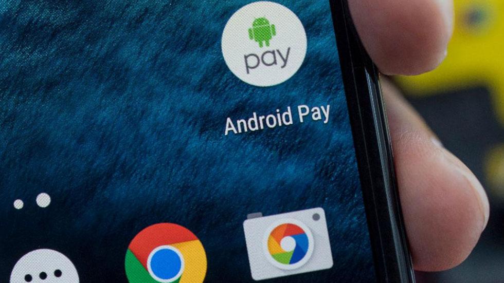 Android Pay стал доступен части российских пользователей