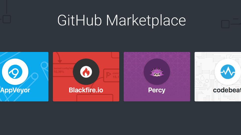 GitHub запустил собственный магазин Marketplace