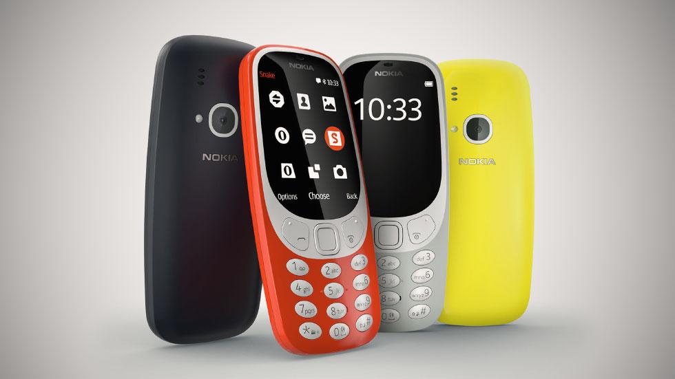 «Неубиваемый» Nokia 3310 уже в России. Легенда за 4 000 рублей