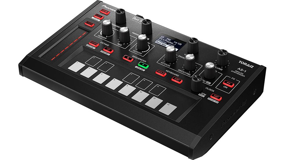 TORAIZ AS-1— новый монофонический аналоговый синтезатор отPioneer DJ