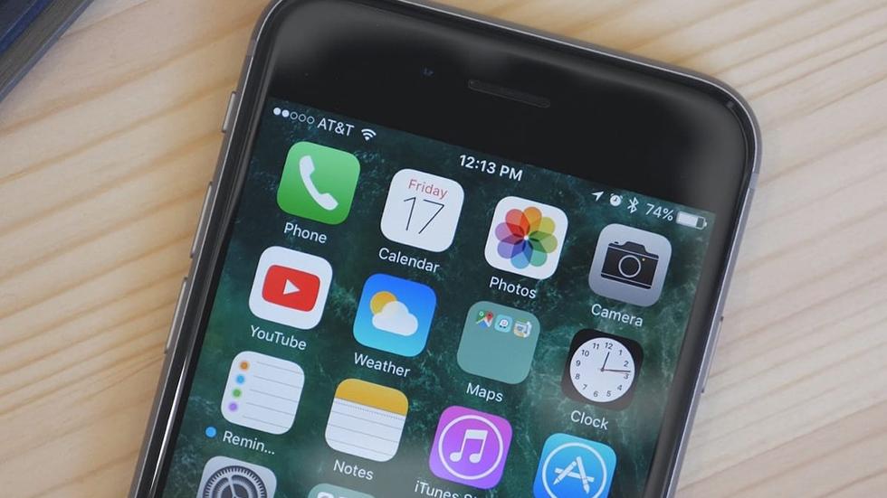 iOS 10.3.2 стала несколько быстрее iOS 10.3.1