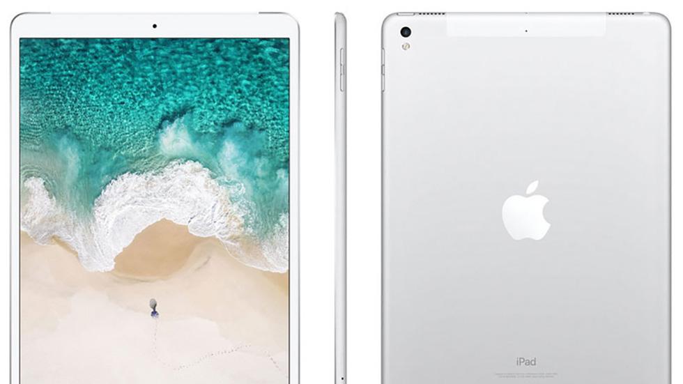 Как будет выглядеть 10,5-дюймовый iPad Pro с уменьшенными рамками (фото)