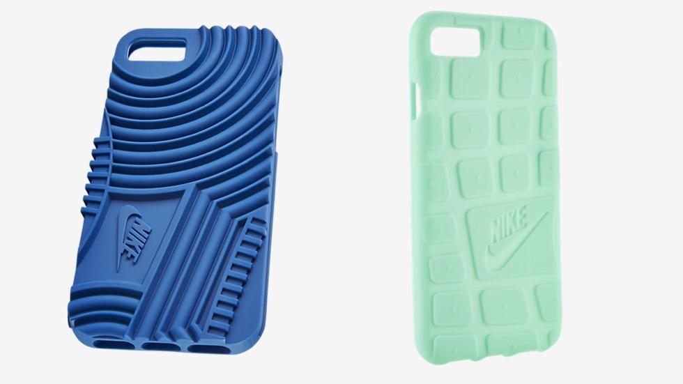 Nike Air Force 1 и Nike Roshe. Новые чехлы для iPhone 7
