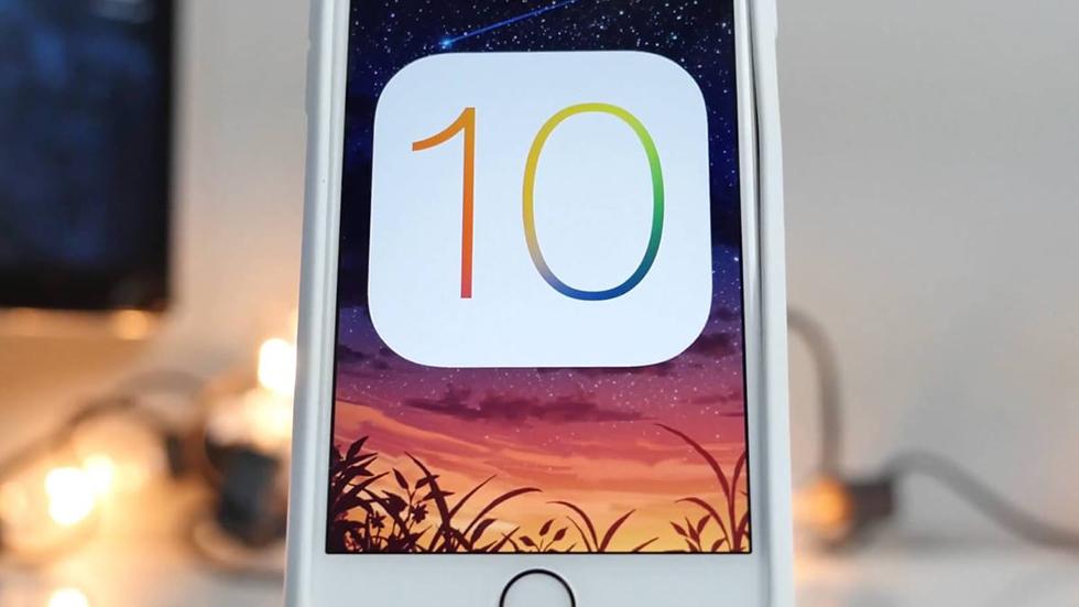 Apple перестала подписывать iOS 10.3.1