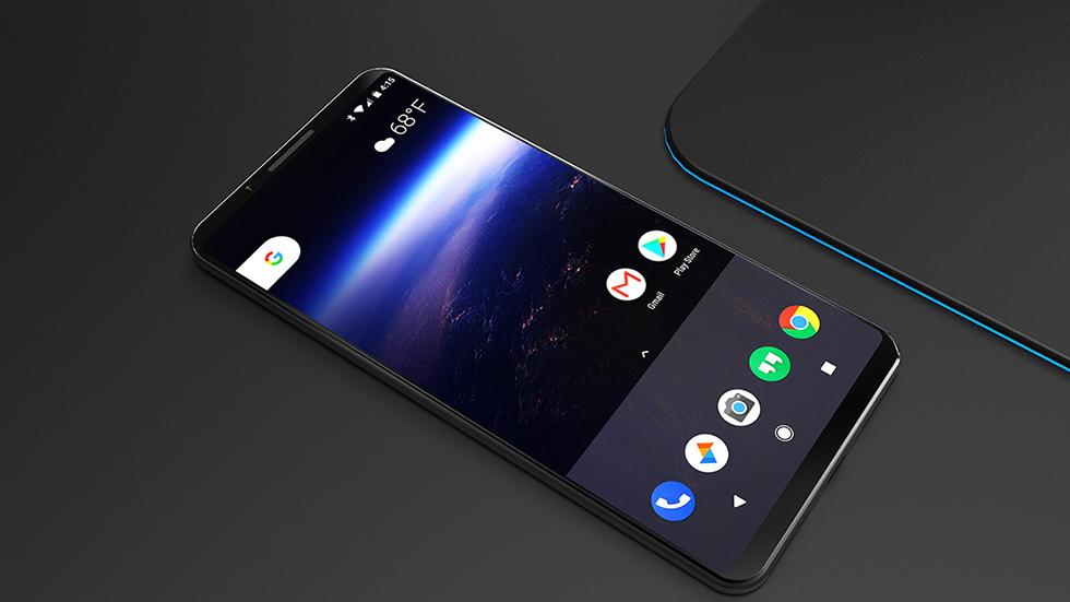 Google Pixel 2получит дисплей ссоотношением сторон 18:9